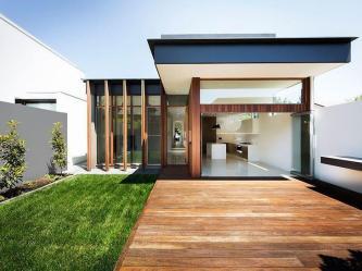 casa casas modernas pequena pequenas moderna estilo moderno construir projetos como fachadas tuacasa architecture arquitetura uma funcionais moradias platibanda construcoes