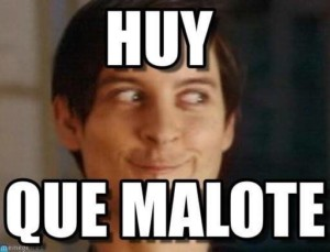 Anonymous: HUY QUE MALOTE