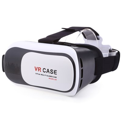 VR CASE, Probando la realidad virtual