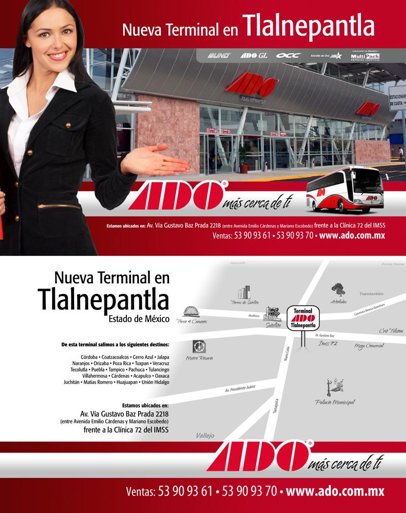 Terminal ADO Tlalnepantla