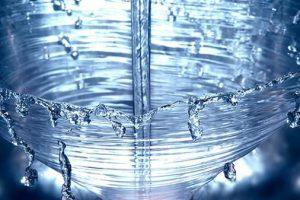 uso del agua del aire acondicionado