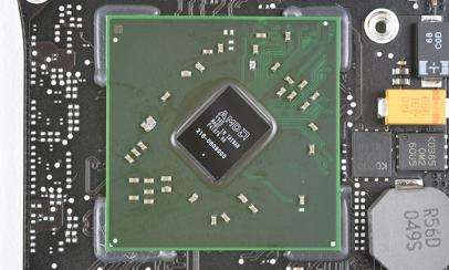 AMD Radeon GPU on a MacBook Pro