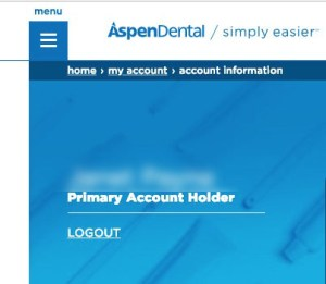 Aspen Dental Web Woes