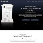 Atlas Energy Storage Systems