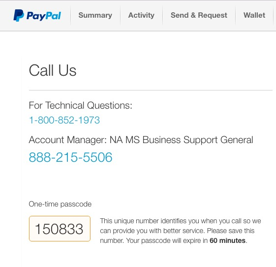 Even PayPal Has Bugs