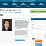 Cascade Bankruptcy