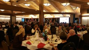 Tualatin Chamber holiday dinner