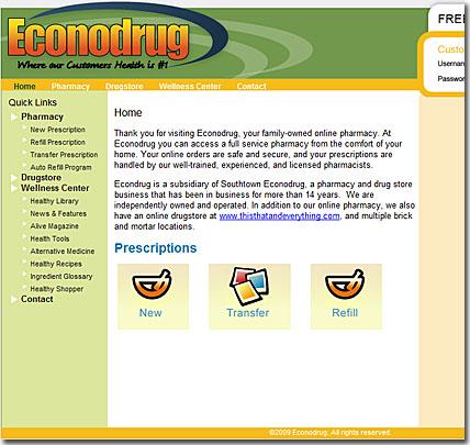 Econo Drug Online