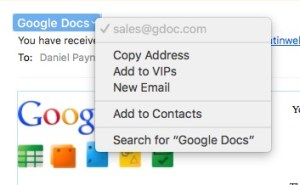 Google Docs Phishing Scam