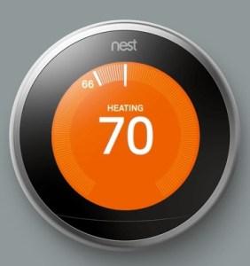 Nest Thermostat – Not So Friendly