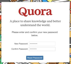 How Quora Handled Their Data Breach