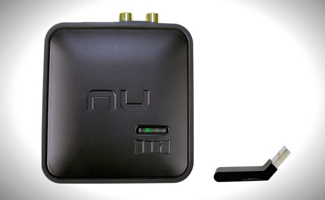 Tu Alta Fidelidad Receptor AV NuForce Air Dac uWireless
