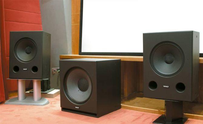 Tu Alta Fidelidad Audición Sistema A/V Lab. Gruppen - Tannoy