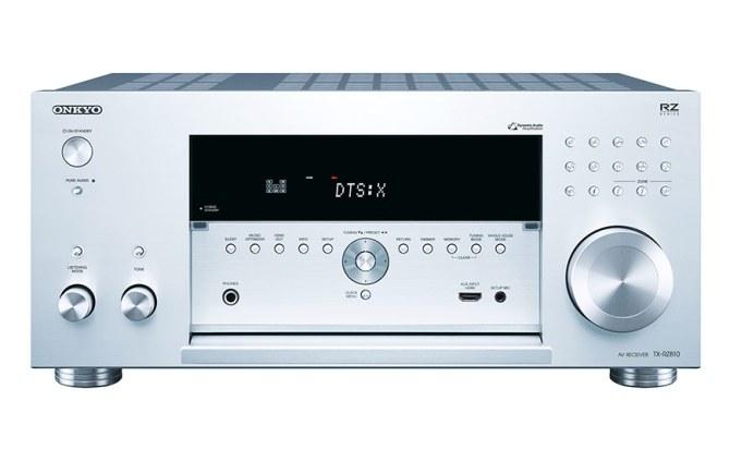 Onkyo TX-RZ710 y TX-RZ810 receptores AV