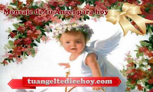 MENSAJE DE TU ÁNGEL PARA HOY17 de Enero
