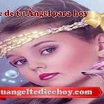 """MENSAJE DE TU ÁNGEL PARA HOY 23/07/2019 – La palabra clave es """"CUIDA DE TI"""" y mensaje de los ángeles para hoy gratis, mensajes angelicales"""