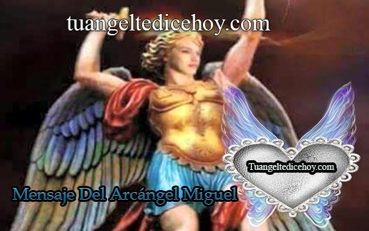 """MENSAJE DEL ARCÁNGEL MIGUEL PARA HOY 17 DE JUNIO """"TIEMPO"""""""