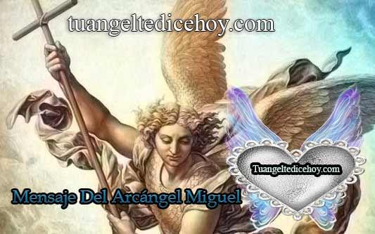 """MENSAJE DEL ARCÁNGEL MIGUEL PARA HOY 18 DE JUNIO """"APRENDER"""""""