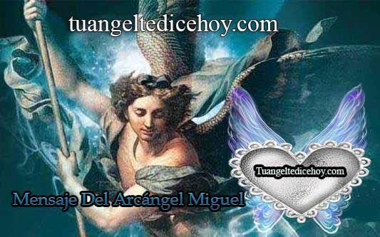 """MENSAJE DEL ARCÁNGEL MIGUEL PARA HOY 12 DE JULIO """"DESPERTAR MASIVO"""""""