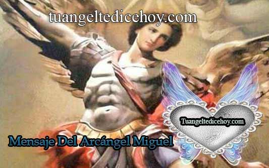 """MENSAJE DEL ARCÁNGEL MIGUEL PARA HOY 20 DE SEPTIEMBRE """"LUZ PURA"""""""