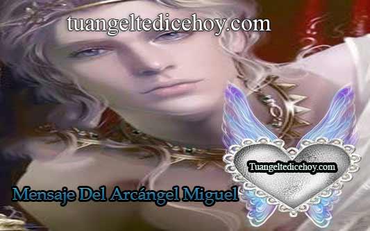 """MENSAJE DEL ARCÁNGEL MIGUEL PARA HOY 29 DE SEPTIEMBRE """"MI AMOR"""""""