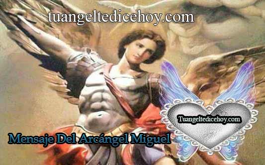 """MENSAJE DEL ARCÁNGEL MIGUEL PARA HOY 17 DE SEPTIEMBRE """"TRIUNFAR"""""""
