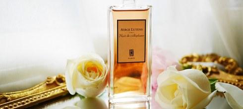 [香氛][香水] 盧丹詩Serge Lutens Nuit de  cellophane 八月夜桂花,玻璃紙之夜(白花香調)