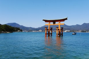 [自助旅行] 廣島自助旅行交通,宮島與嚴島神社,水中鳥居,彌山登頂