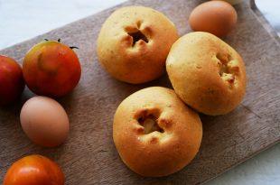 [食譜] 不加水的番茄麵包,番茄起司培根麵包做法
