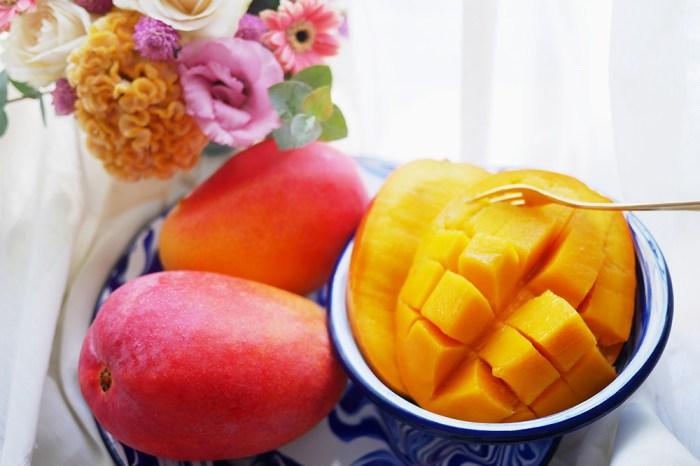 味蕾最愛你:金蜜芒果,蜜雪芒果,夏雪芒果,黑香芒果的試吃心得