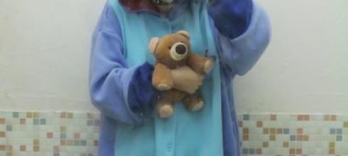 [分享] 愚蠢破表!迪士尼史迪奇連身玩偶裝睡衣
