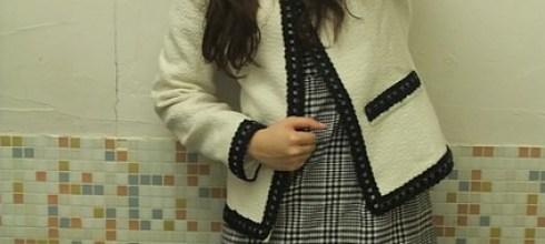 [穿搭] 用香奈兒風格外套來裝氣質吧!