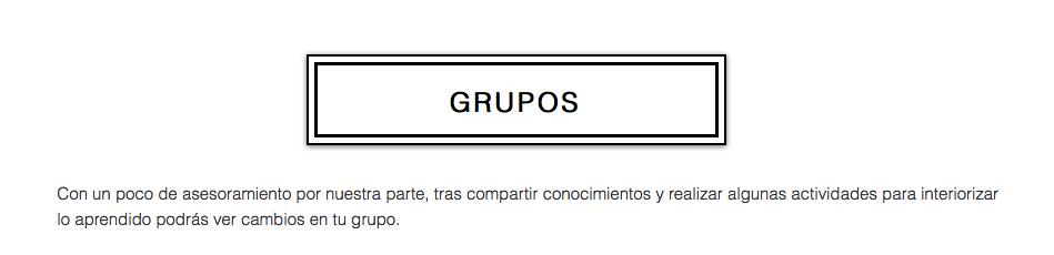 grupos asesoria de imagen