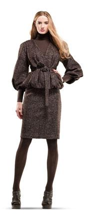 traje de tweed
