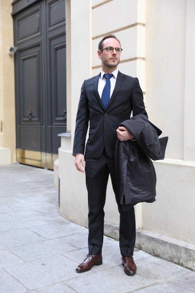 traje de vestir