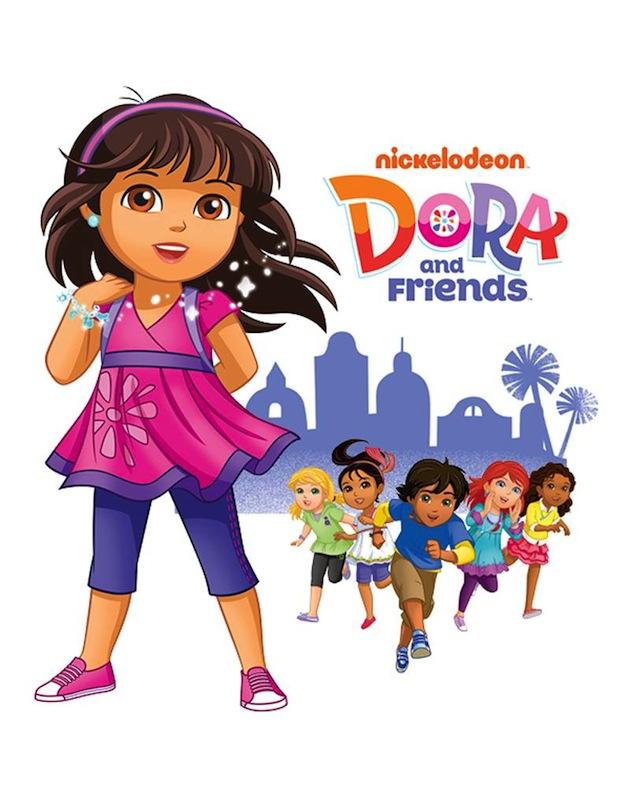 Dora And Friends : Au Cœur De La Ville : friends, cœur, ville, Friends, Coeur, Ville, Auras, Carrés
