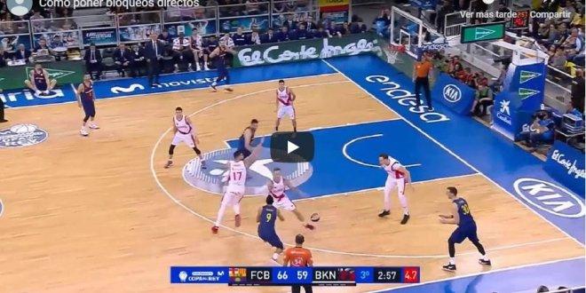 Video captura, como poner bloqueos directos