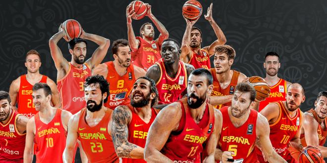 Selección Española - Basketball World CUP China 2019