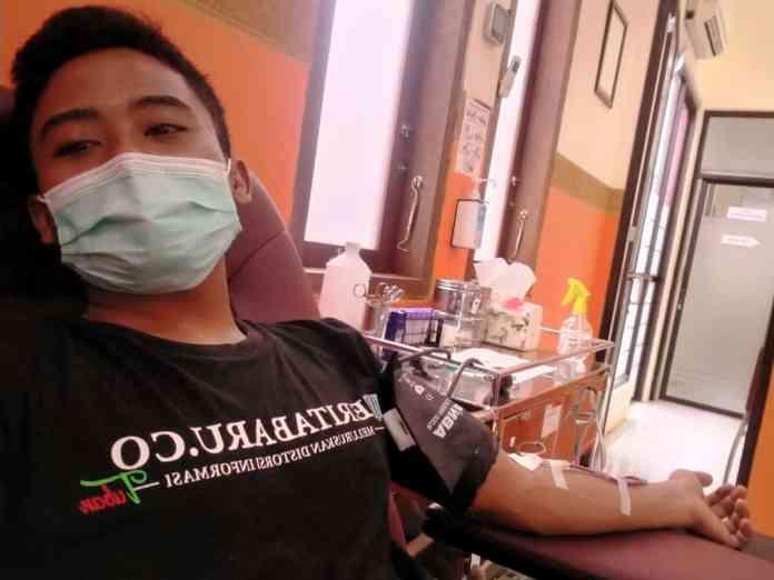 Stok Darah Menipis, PMI Tuban Lakukan Broadcast Ajak Masyarakat Mendonor