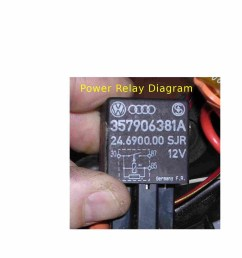 thesamba com vanagon view topic need relay 171 937 503 wiring relay with diode circuit diagram 2007 vw jetta ecm power relay [ 2048 x 1536 Pixel ]