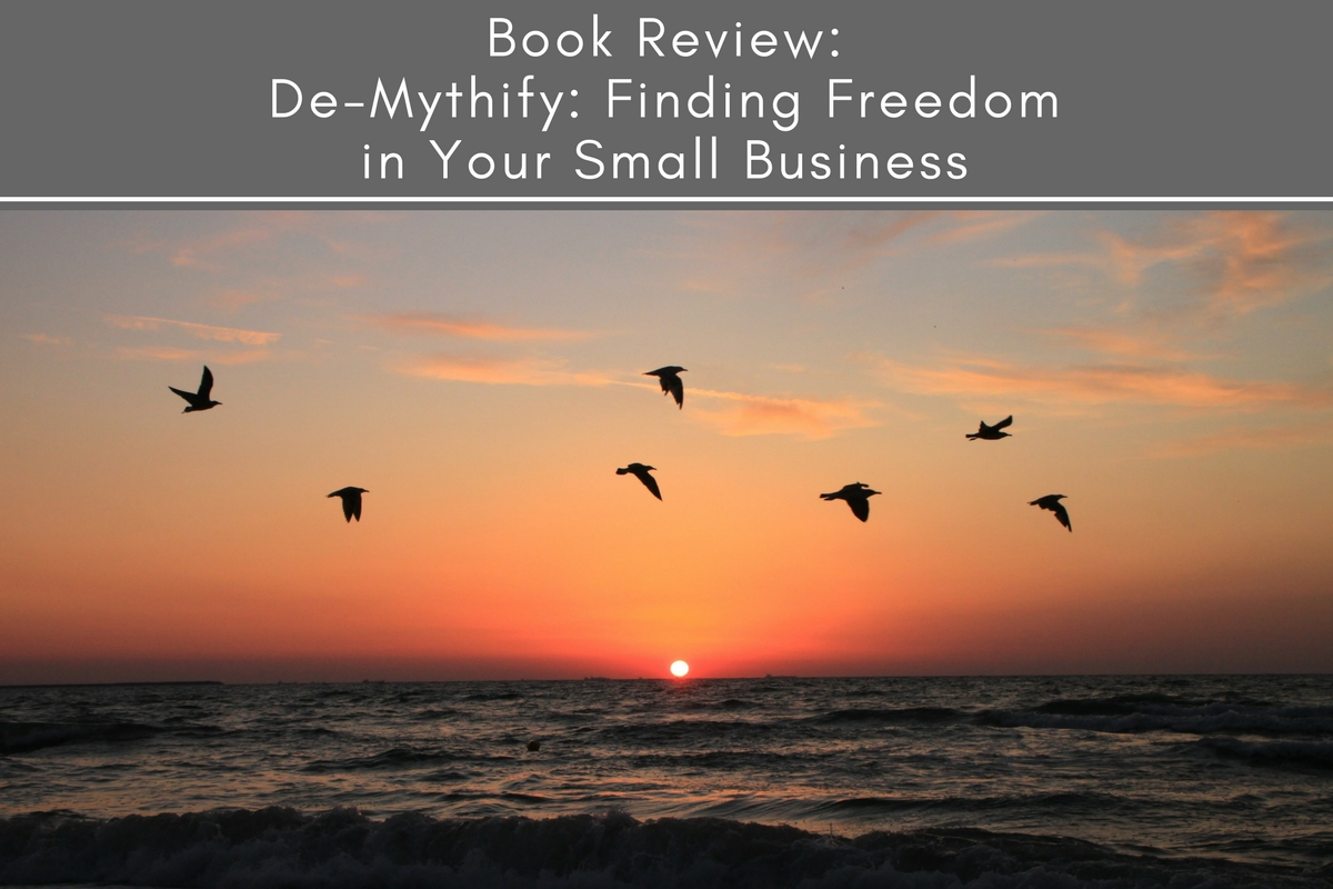 Book Review: De-Mythify: Finding Freedom in Your Small Business