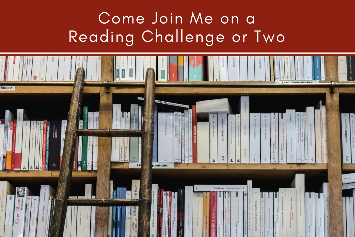 Come Join Me on a Reading Challenge or Two