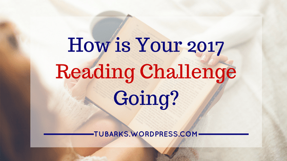 How is Your 2017 Reading Challenge Going?