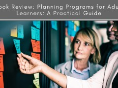 Book Review: Planning Programs for Adult Learners: A Practical Guide