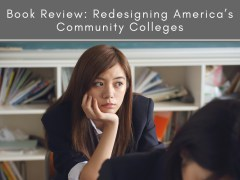 Book Review: Redesigning America's Community Colleges
