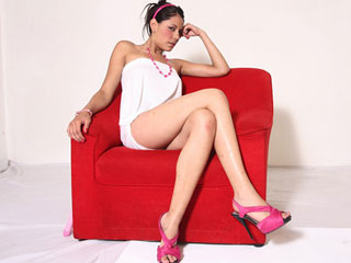 Red Chair (Cici Amor)