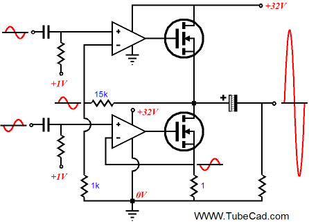 Solo PS & Asymmetrical Amplifiers