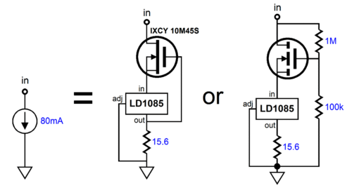 constant voltage source circuit is just a constant voltage source