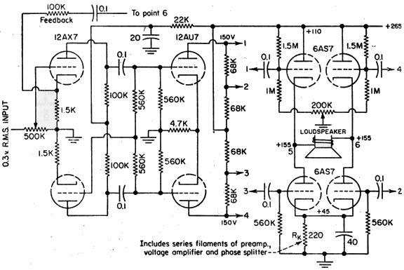 PS-18 & Sandman Error-Takeoff & OTL Amplifiers