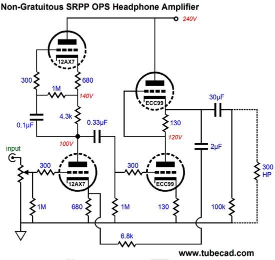 PS-15 & SRPP Designs